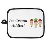 Ice Cream Addict Potholder