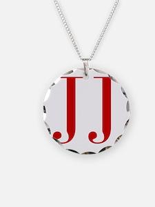 JJ-bod red2 Necklace