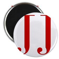 JJ-bod red2 Magnets