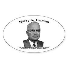 Truman: Price Decal