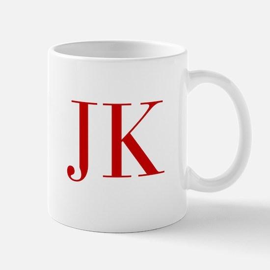 JK-bod red2 Mugs