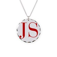 JS-bod red2 Necklace