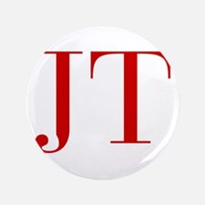 "JT-bod red2 3.5"" Button"