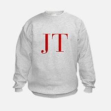 JT-bod red2 Sweatshirt