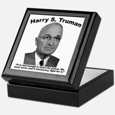 Truman: Peace Keepsake Box