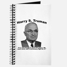 Truman: Peace Journal