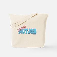 Certified Nutjob Tote Bag