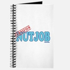 Certified Nutjob Journal