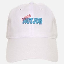 Certified Nutjob Baseball Baseball Cap