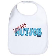 Certified Nutjob Bib