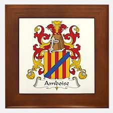 Amboise Framed Tile