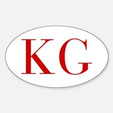 KG-bod red2 Decal