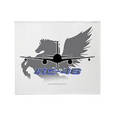 KC-46 Throw Blanket
