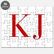 KJ-bod red2 Puzzle