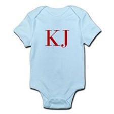 KJ-bod red2 Body Suit