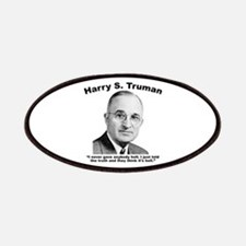 Truman: Hell Patches