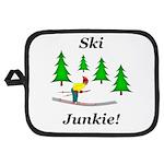 Ski Junkie Potholder