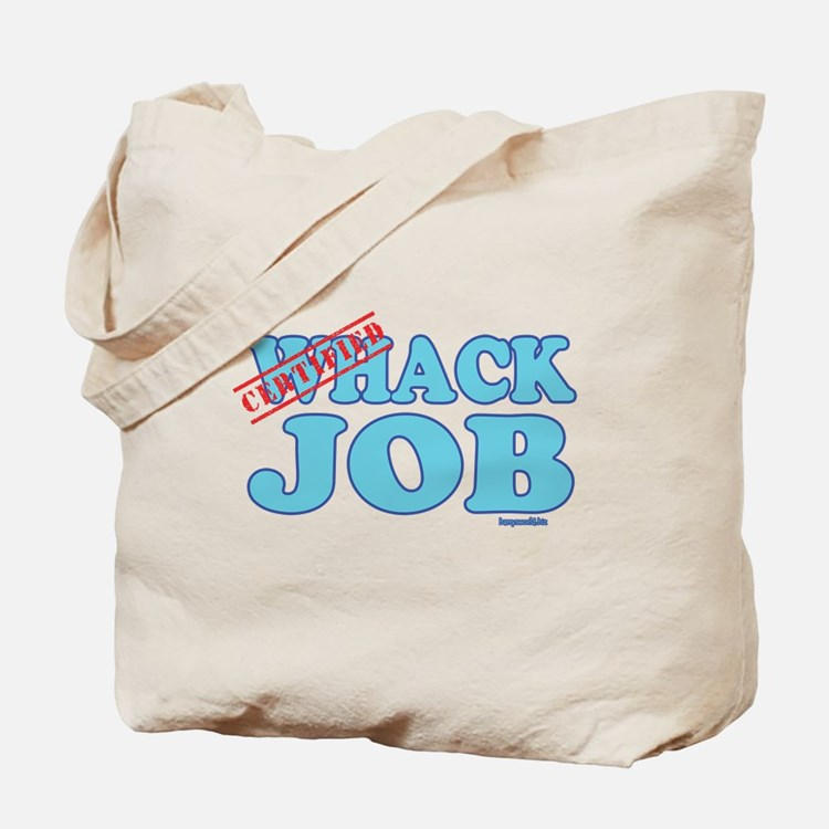 Whack Job Tote Bag