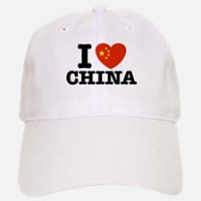 I Love China Cap