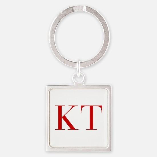KT-bod red2 Keychains