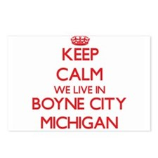 Keep calm we live in Boyn Postcards (Package of 8)