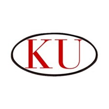 KU-bod red2 Patches