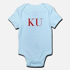 KU-bod red2 Body Suit