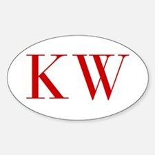 KW-bod red2 Decal