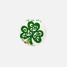 Irish Pride Paddy's Day Mini Button
