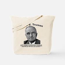 Truman: Program Tote Bag