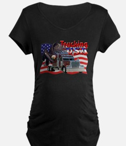 Trucking USA T-Shirt