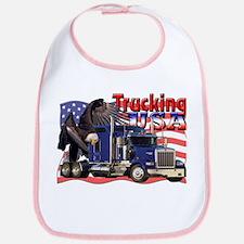 Trucking USA Bib