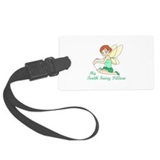 TOOTH FAIRY PILLOW Luggage Tag