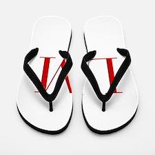 LM-bod red2 Flip Flops