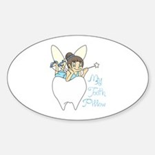 MY TOOTH PILLOW Decal