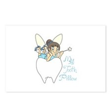 MY TOOTH PILLOW Postcards (Package of 8)