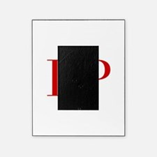 LP-bod red2 Picture Frame