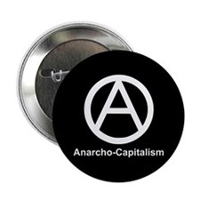 Anarcho Capitalism Button