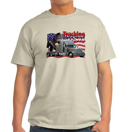 Trucking USA Light T-Shirt