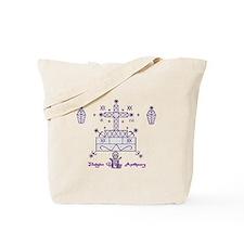Baron Samedi Tote Bag