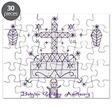 Baron Samedi Puzzle