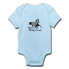 RUNNING HORSE Body Suit