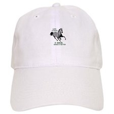 A HORSE MAKES LIFE GOOD Baseball Baseball Cap