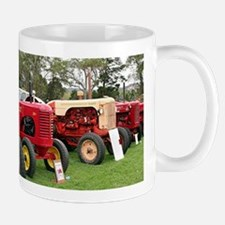 Old farm tractors machinery 2 Mugs