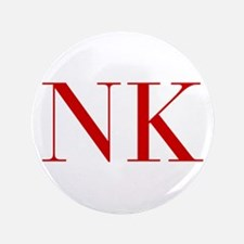 """NK-bod red2 3.5"""" Button"""
