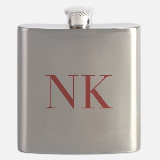 NK-bod red2 Flask