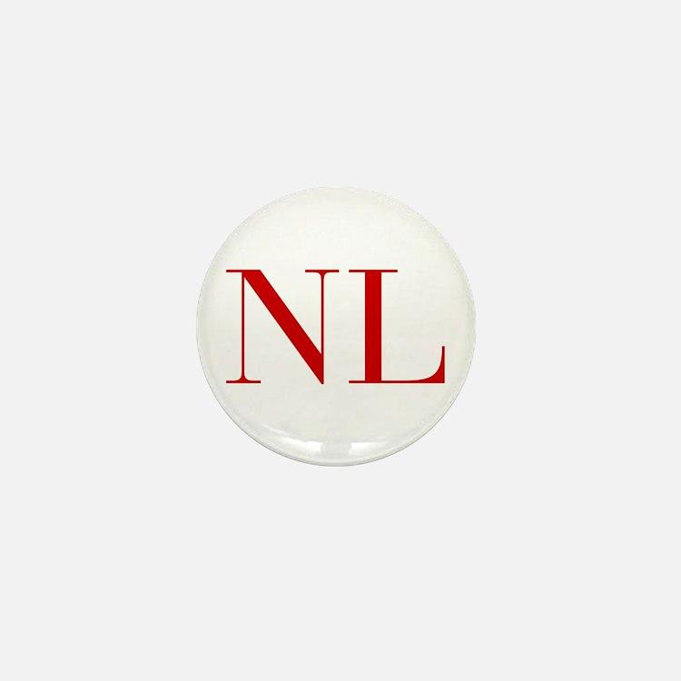 NL-bod red2 Mini Button
