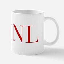 NL-bod red2 Mugs