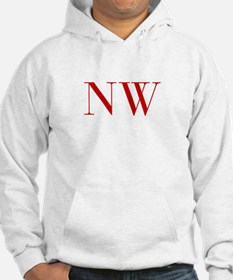 NW-bod red2 Hoodie