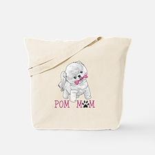 POM MOM Tote Bag
